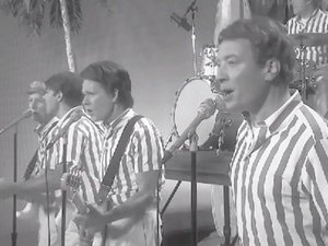 Jimmy Fallon And Kevin Bacon Spoof The Beach Boys' 'Fun, Fun, Fun'