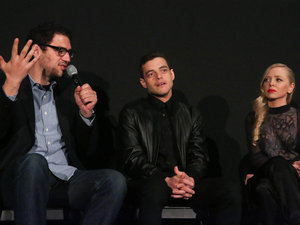 'Mr. Robot' Creator Also Thinks It's Weird That Things In The Show Keep Coming True