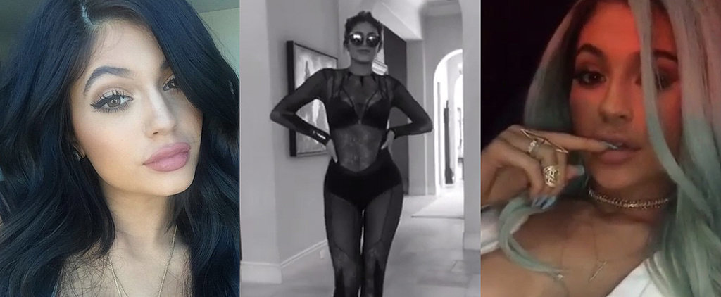 The Sexiest Photos of Kylie Jenner Are Definitely on Snapchat