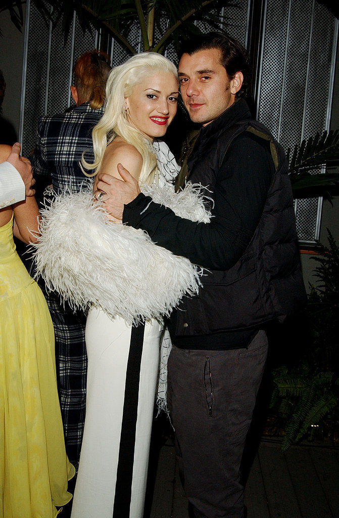 They showed PDA at an LA Grammys bash in February 2004.