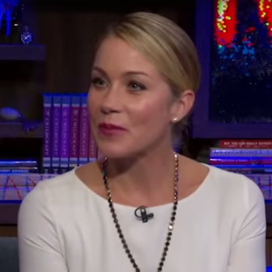 Christina Applegate Talks About That One Time She Ditched Brad Pitt For Another Guy