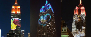 See the Empire State Building's Touching Tribute to Endangered Animals