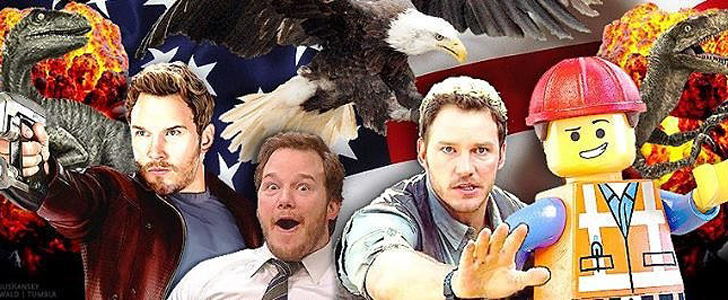 Chris Pratt Asked People to Photoshop Him, and the Results Are Glorious