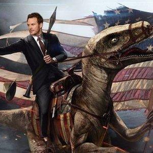 Chris Pratt Photoshop Facebook Competition