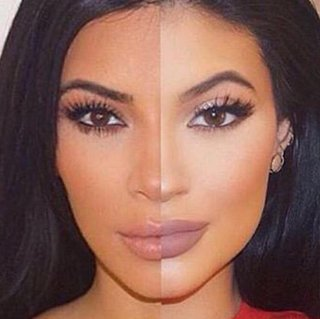 Kim Kardashian vs. Kylie Jenner Beauty