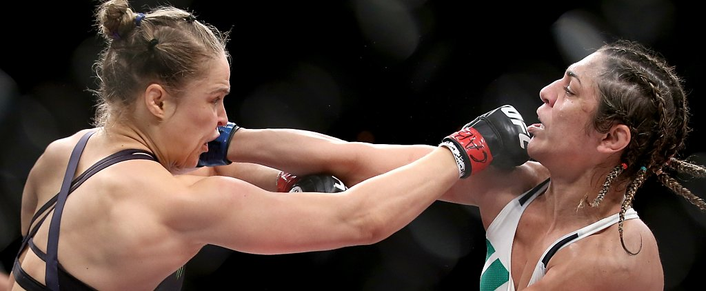 Ronda Rousey Couldn't Be More Badass or Inspirational