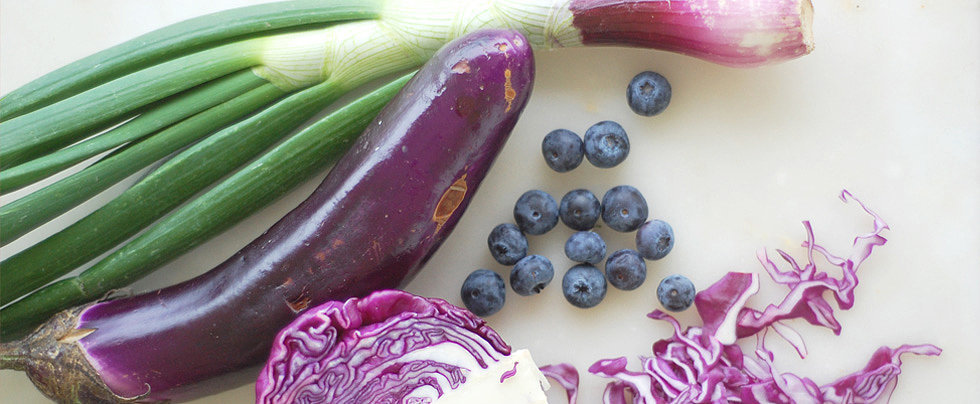 Taste the Rainbow: Purple Fruits and Veggies