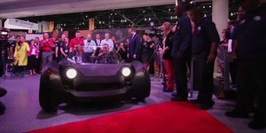 Scientists have built a 3D-printed car that will be highway-ready in 2016