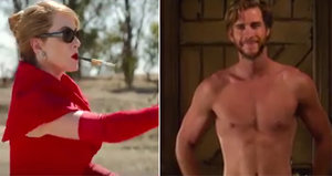 'The Dressmaker' Trailer has Sexy Kate Winslet, Shirtless Liam Hemsworth