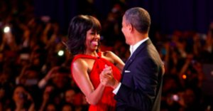 Michelle Obama Wishes Her 'Favorite Dance Partner' A Happy Birthday