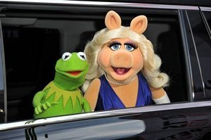 Miss Piggy, Kermit Split