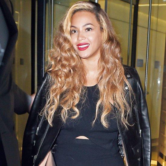 Beyonce's Expensive Diamond Sandals