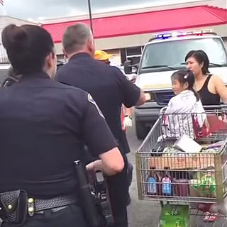 Video of Baby Being Rescued from Hot Van While Mom Shopped