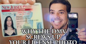 Here's Why The DMV Screws Up Your License Photo