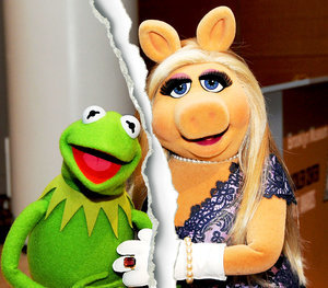 Miss Piggy, Kermit the Frog Break Up Ahead of The Muppets ABC Premiere
