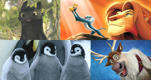 15 Most Adorable Movie Animals Ever, Ranked By Cuteness