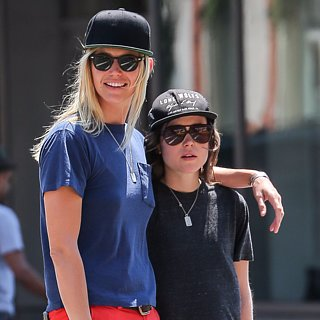 Ellen Page and Girlfriend Samantha Thomas in NYC | Pictures