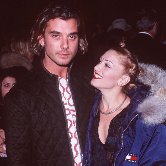 Old Pictures of Gwen Stefani and Gavin Rossdale