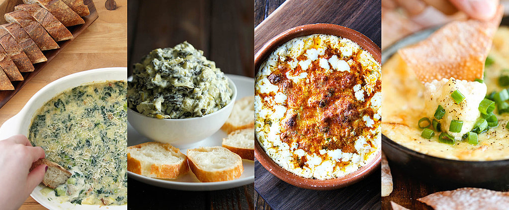 Green Goddess Hummus, Mushroom Queso, and 10 More Twists on Classic Dips