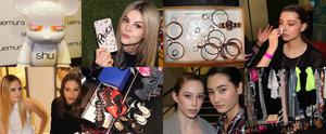 All the Action Happened Backstage at David Jones SS15