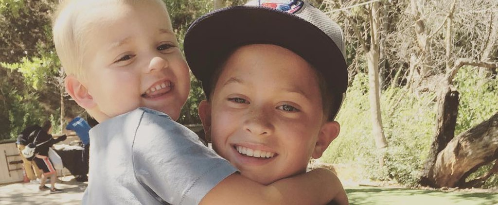 Reese Witherspoon's Sons Reunite in Sweet Instagram Pic
