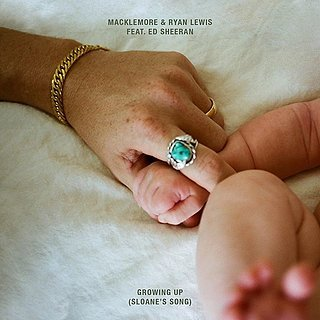 Macklemore Is a Dad! Hear the Sweet Song He Wrote For His Baby Girl