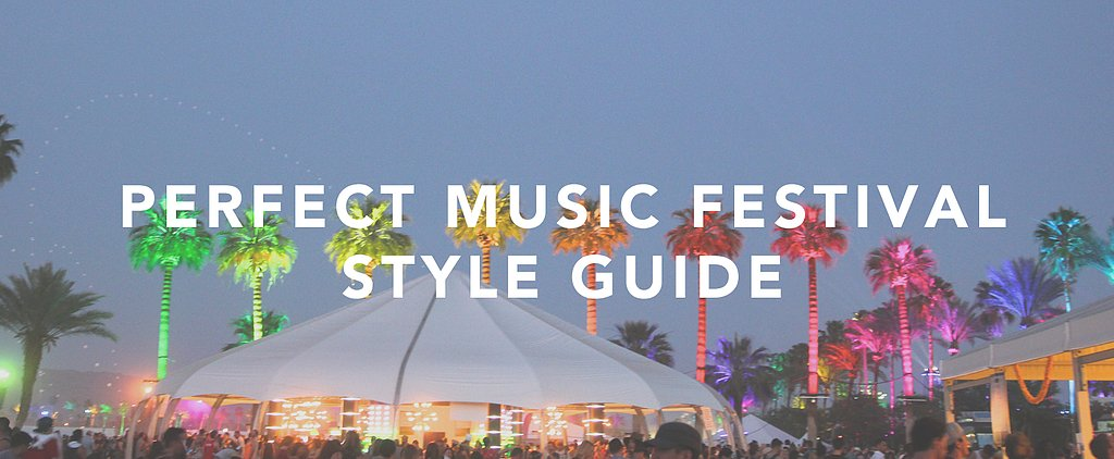 Perfect Music Festival Style Guide