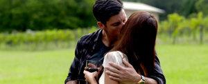 Watch Snezana Snag the First Kiss From Smitten Bachelor Sam