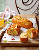 Cheese and Bacon Bread Boats