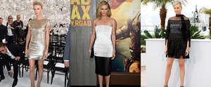 Charlize Theron Knows How to Rock a Red Carpet