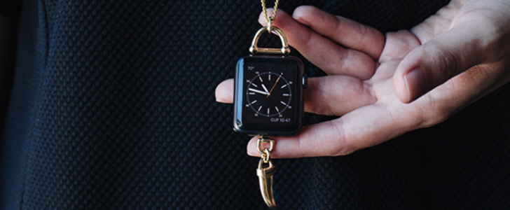 Is This the Coolest Way to Wear an Apple Watch?