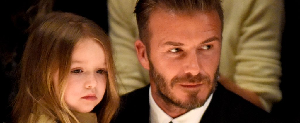 David Beckham Just Shut Down His Haters With an Amazing Comment on Parenting Styles
