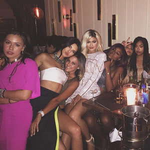 Kylie Jenner 18th Birthday Party Pictures