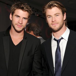 Pictures of the Hemsworth Brothers Through the Years
