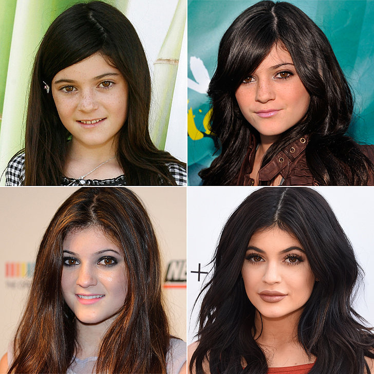 Pictures of Kylie Jenner Through the Years | POPSUGAR Celebrity