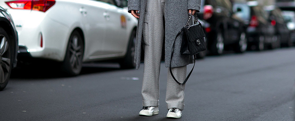 Kick It Like a Cool Girl With This Street Style Inspiration