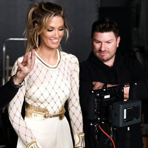 Delta Goodrem Wings Interview and Behind the Scenes Photos