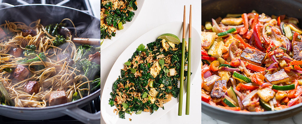 19 Stir-Fry Recipes That'll Make Your Mouth Water