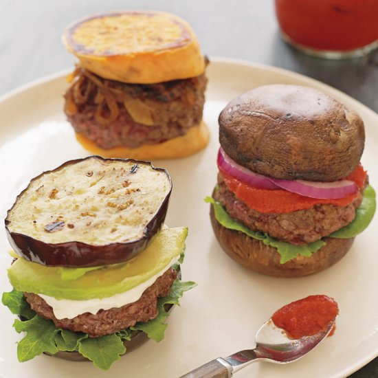 Healthy Burgers For Clean Eating