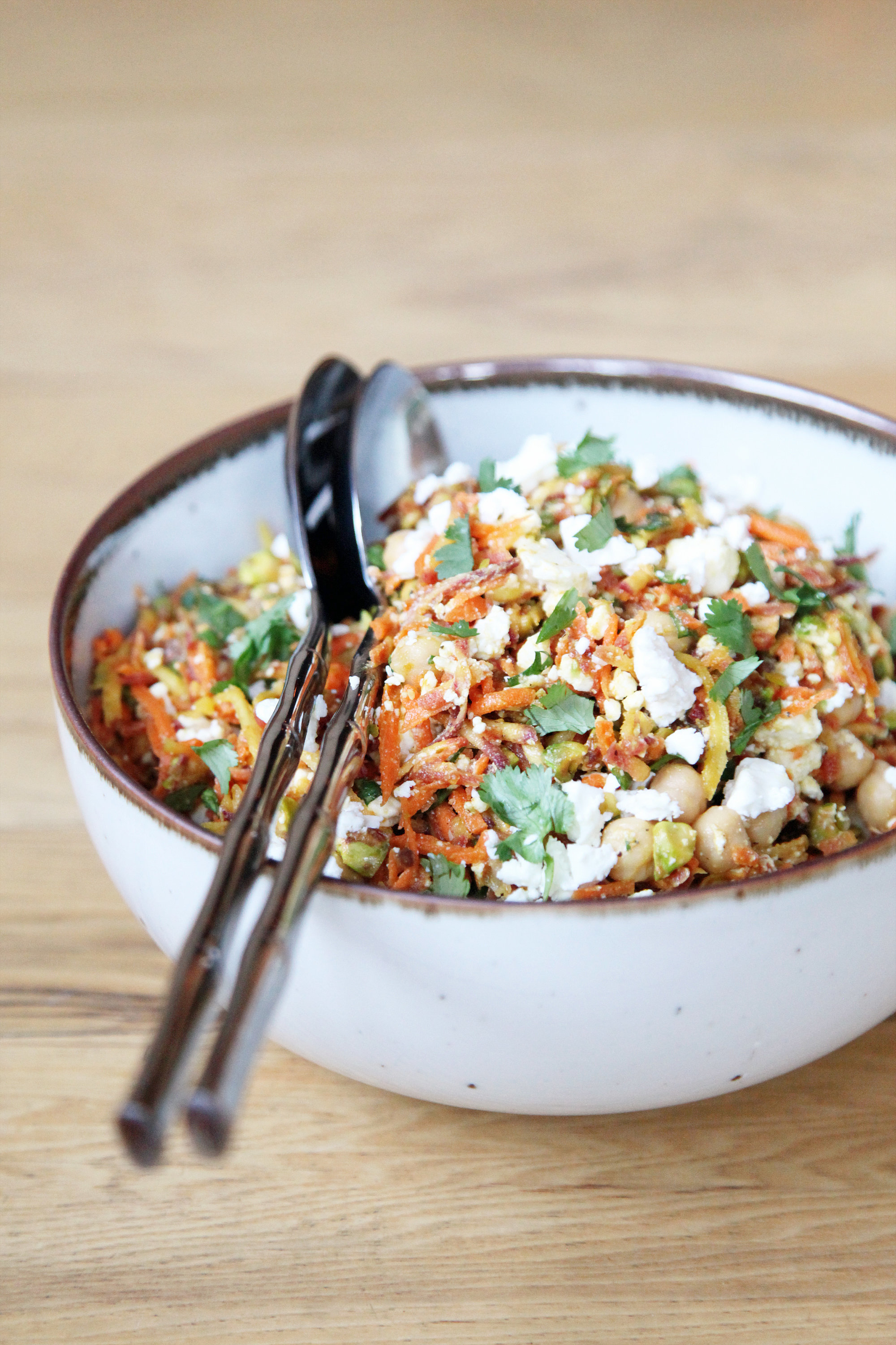This Moroccan Carrot and Chickpea Salad Is Everything | POPSUGAR ...