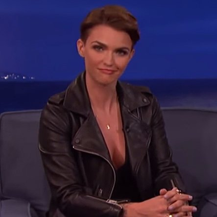 Ruby Rose Talks About Looking Like Justin Bieber | Video