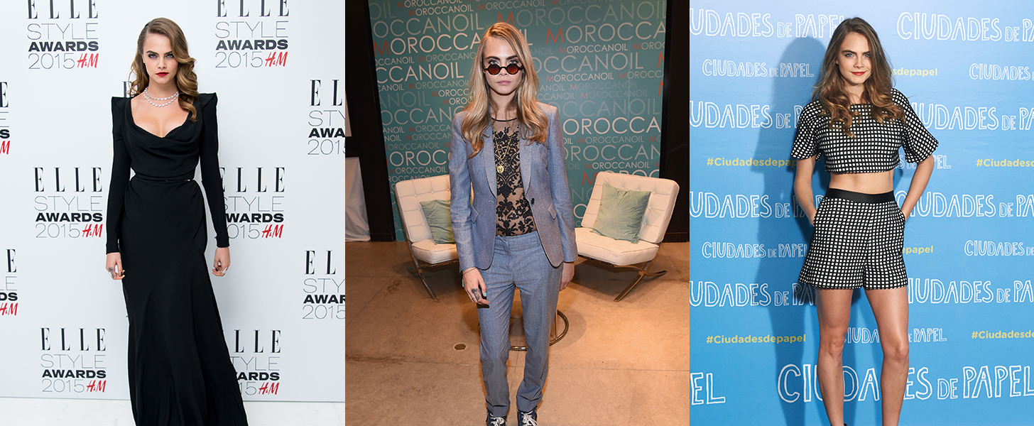 Birthday Girl Cara Delevingne Is the Ultimate Style Chameleon
