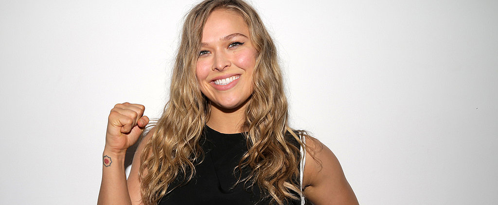 Prepare to Be Amazed by the Shake UFC Fighter Ronda Rousey Has Twice a Day
