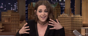 This Might Be Kristen Stewart's Most Animated (and Adorable) Interview Ever