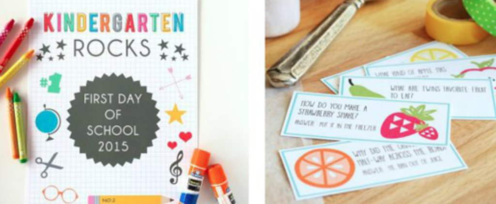 20 Back-To-School Printables That Every Student Will Love