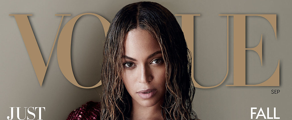 Beyoncé Completely Owns the September Cover of Vogue