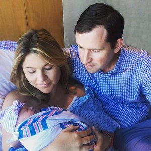 Jenna Bush Hager Gives Birth to Baby Girl Named Poppy