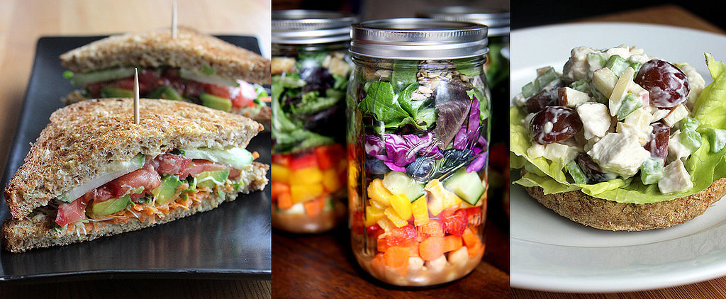 400-Calorie Lunches to Help Reach Your Weight-Loss Goals