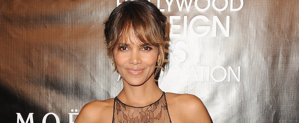Halle Berry Is 49 and Fabulous at a Pre-Birthday Banquet