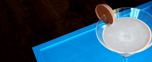 Treat Yourself to an Adult Reese's Martini